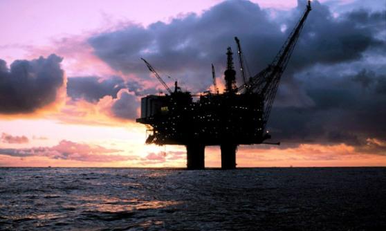 Plataforma de petrole