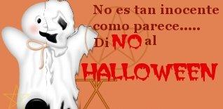 Resultado de imagen de  halloween es satánico