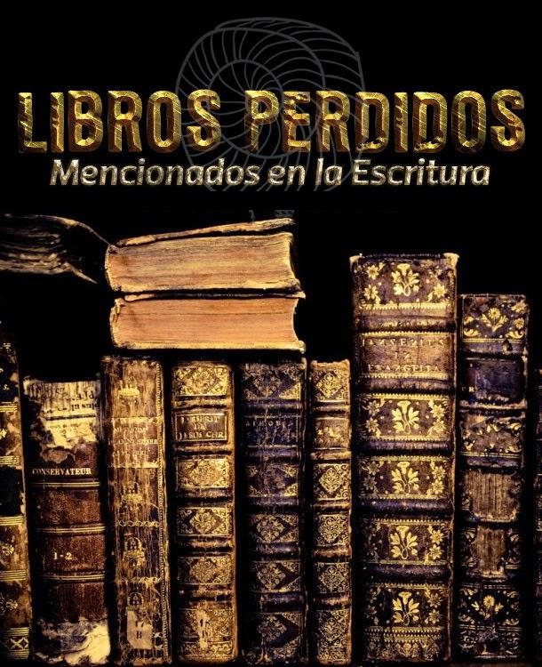 Libros Perdidos citados en la biblia