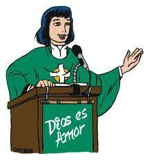 mujer-predicando