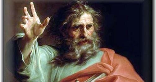 Resultado de imagen para apóstol pablo